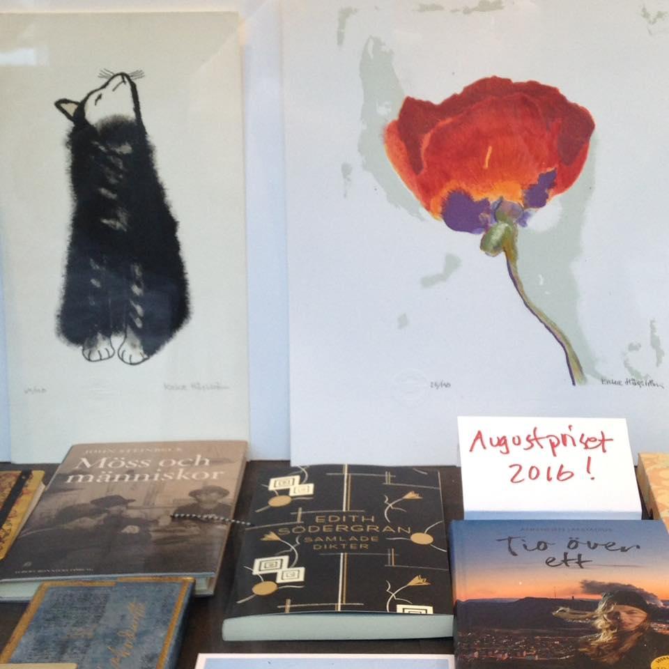 bokhandeln vallmo